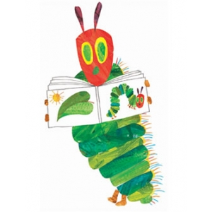 Very-hungry-caterpillar-40th-anniversary