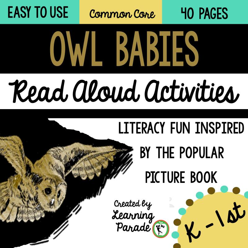 Owlbabiesactivities
