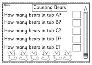 Countingbears