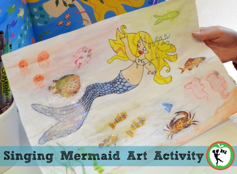 Singing-mermaid-activity