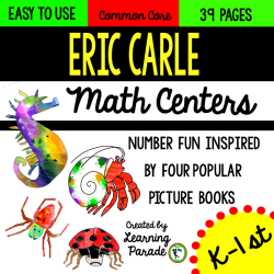 Eric carle activities